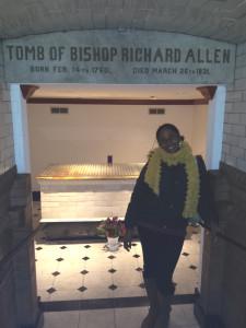 Mother Bethel Brightened