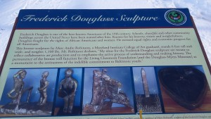 Douglass Sculpture Info