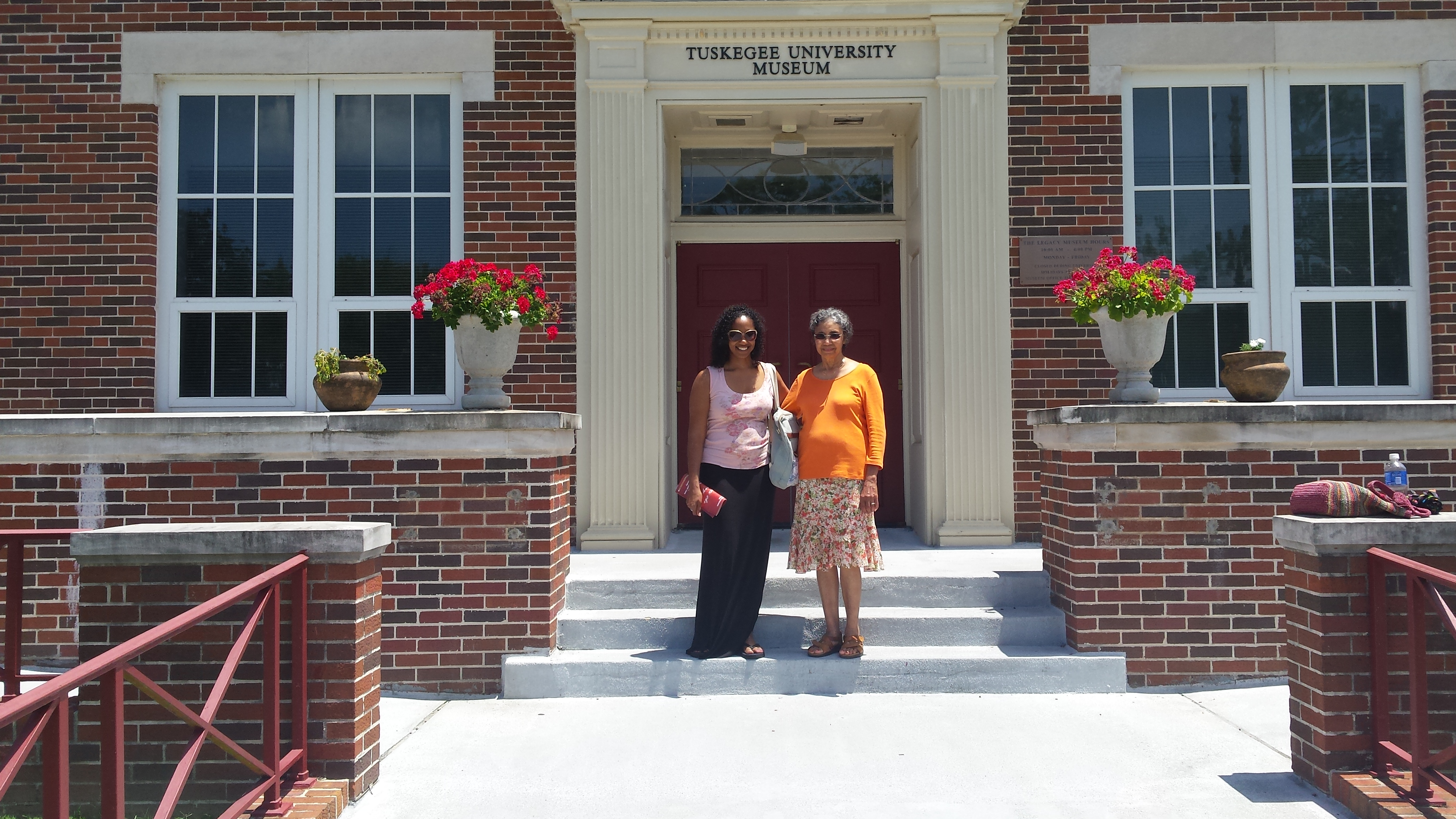 The Legacy Museum At Tuskegee University Our Museums